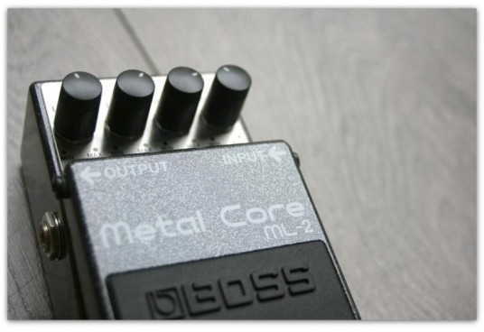 Metal Core ML-2