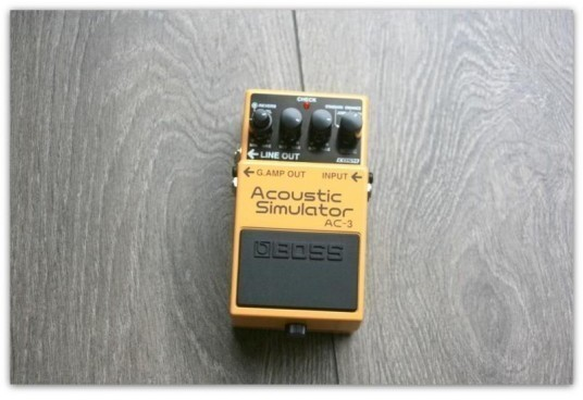 Acoustic Simulator AC-3